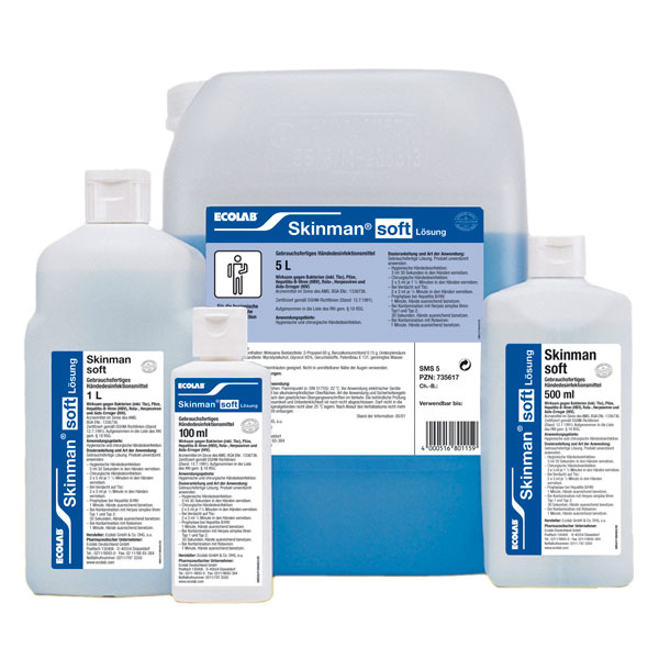 Ecolab-Skinman-Soft-N-Sante-International