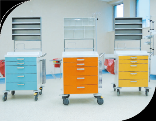 Mobilier medical seria KLAROLINE